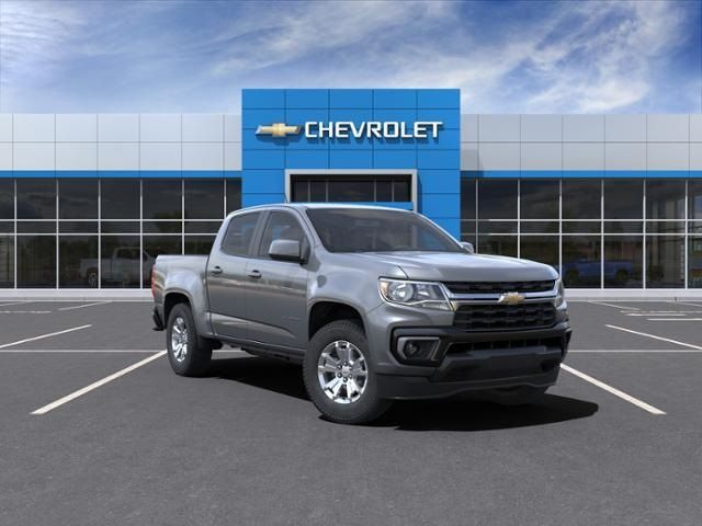 2021 Chevrolet Colorado 2WD LT