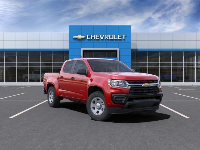 2021 Chevrolet Colorado 4WD Work Truck