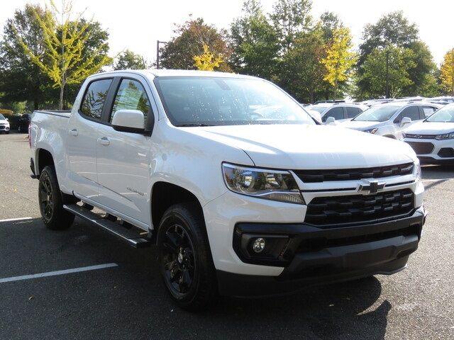 2021 Chevrolet Colorado 2WD LT