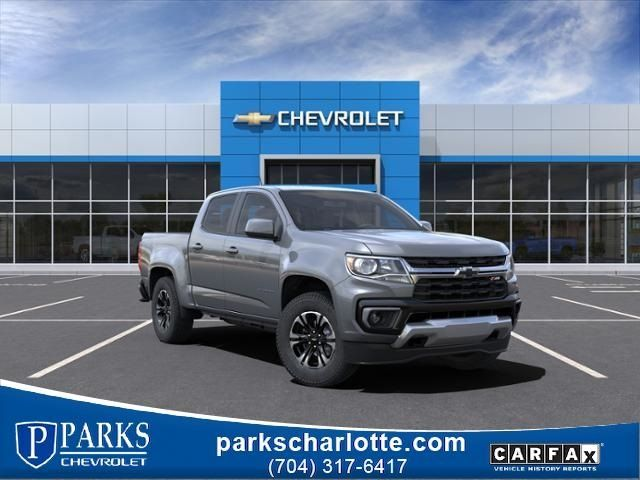 2021 Chevrolet Colorado 2WD Z71