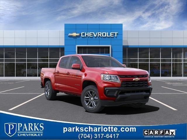 2021 Chevrolet Colorado 2WD Work Truck