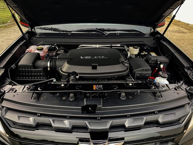 2021 Chevrolet Colorado 4WD LT Madison, NC 37