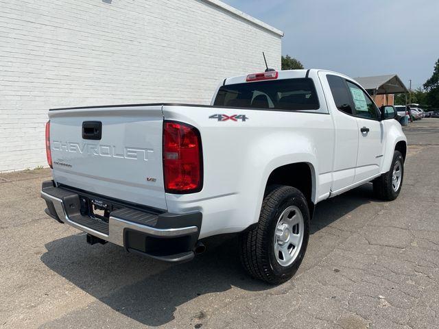 2021 Chevrolet Colorado 4WD Work Truck Madison, NC 1