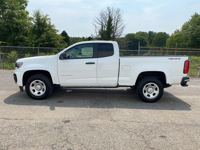 2021 Chevrolet Colorado 4WD Work Truck Madison, NC 4
