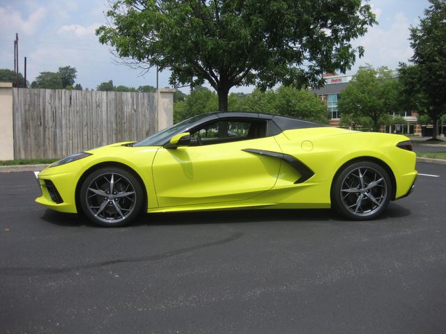2021 Chevrolet Corvette 1LT Conshohocken, Pennsylvania 2