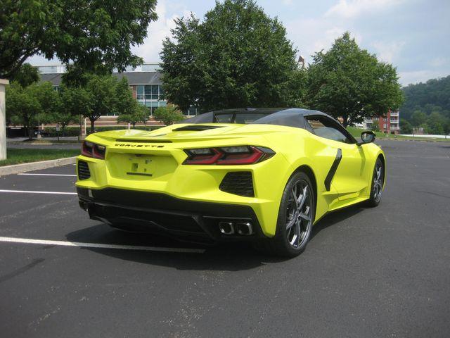 2021 Chevrolet Corvette 1LT Conshohocken, Pennsylvania 27