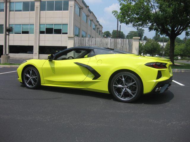 2021 Chevrolet Corvette 1LT Conshohocken, Pennsylvania 3