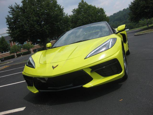 2021 Chevrolet Corvette 1LT Conshohocken, Pennsylvania 5