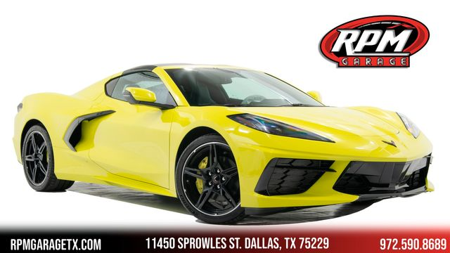 2021 Chevrolet Corvette 1LT in Dallas, TX 75229