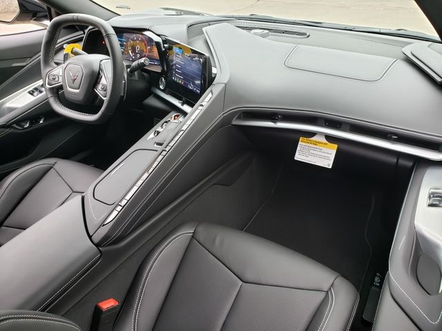 2021 Chevrolet Corvette Coupe Z51, FE3, NPP, Black Wheels, Only 9 Miles in Dallas, Texas 75220