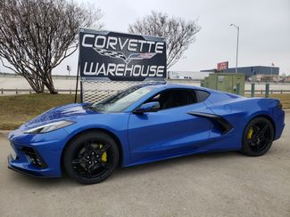 2021 Chevrolet Corvette Coupe IOS System, Black Alloys ,Only 836 Miles in Dallas, Texas 75220