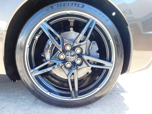 2021 Chevrolet Corvette Coupe Auto, IOS, EYT, Black Alloys, Only 1k in Dallas, Texas 75220