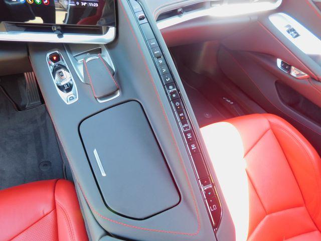 2021 Chevrolet Corvette Coupe Premium, IOS System, Black Alloys, Only 1k in Dallas, Texas 75220