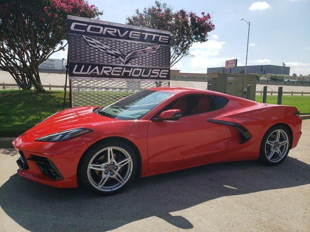 2021 Chevrolet Corvette Coupe Premium, IOS System, NPP, Black Alloys 4k