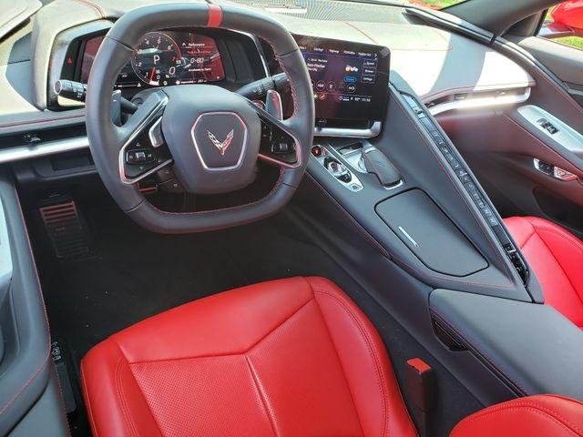 2021 Chevrolet Corvette Coupe Premium, IOS System, NPP, Black Alloys 4k in Dallas, Texas 75220