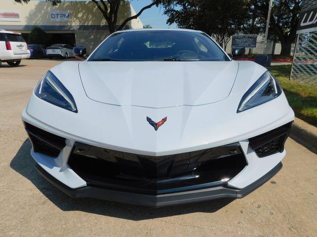 2021 Chevrolet Corvette Coupe 2LT, Z51, GT2, N26, IOT NAV, NPP, 356 Miles in Dallas, Texas 75220