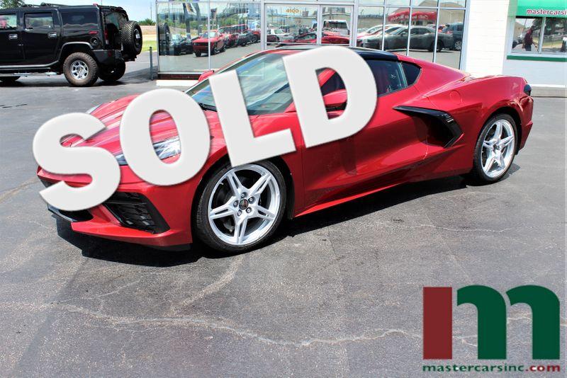 2021 Chevrolet Corvette Stingray | Granite City, Illinois | MasterCars Company Inc. in Granite City Illinois