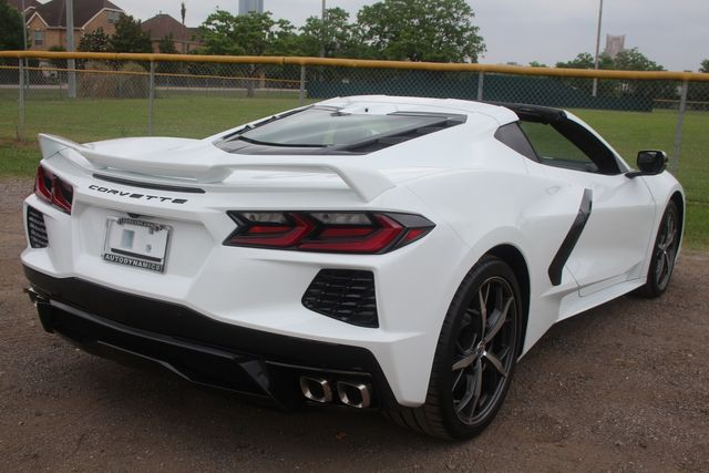 2021 Chevrolet Corvette 3LT Houston, Texas 12