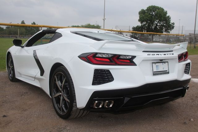 2021 Chevrolet Corvette 3LT Houston, Texas 13
