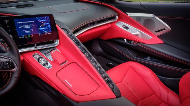 2021 Chevrolet Corvette 3LT HIGH WING SPOILER in Memphis, TN 38115