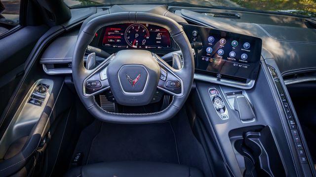 2021 Chevrolet Corvette Z51 PERFORMANCE PKG W/ HIGH WING SPOILER in Memphis, TN 38115