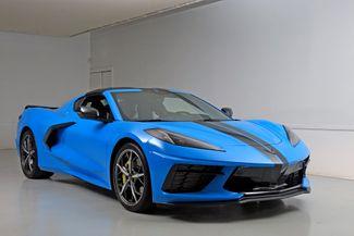 2021 Chevrolet Corvette 3LT* Rapid Blue* Z51 Performance* Carbon Fiber*** | Plano, TX | Carrick's Autos in Plano TX
