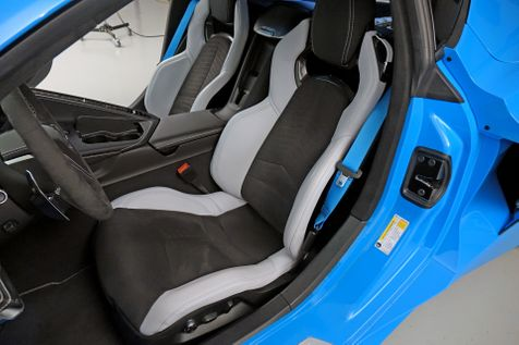 2021 Chevrolet Corvette 3LT* Rapid Blue* Z51 Performance* Carbon Fiber***   Plano, TX   Carrick's Autos in Plano, TX