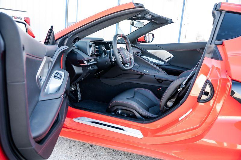 2021 Chevrolet Corvette 6.2L 490HP 3LT Stingray Z51 Performance PKG NICE! in Rowlett, Texas