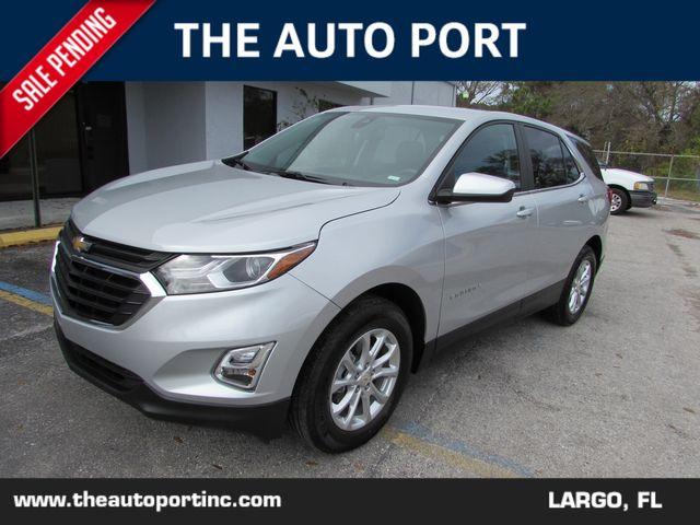 2021 Chevrolet Equinox LT in Largo, Florida 33773