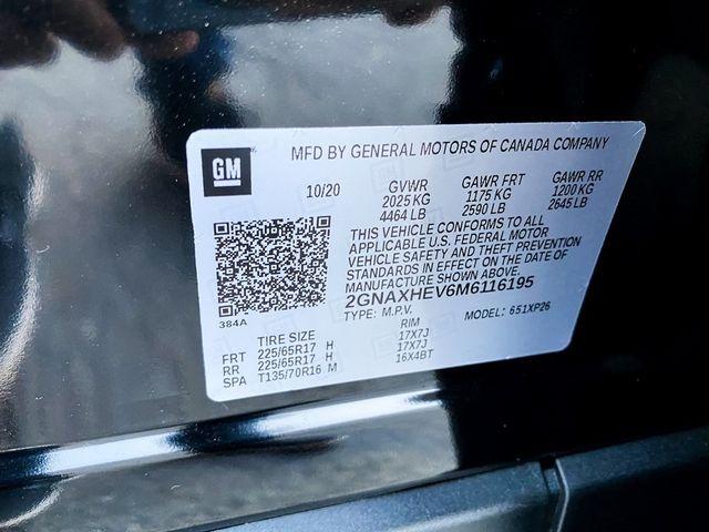2021 Chevrolet Equinox LS Madison, NC 29