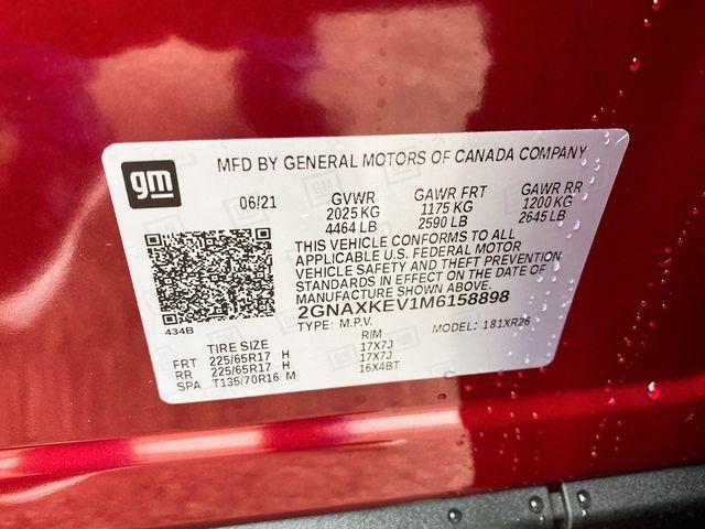 2021 Chevrolet Equinox LT Madison, NC 33