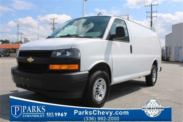 2021 Chevrolet Express Cargo Van Work Van