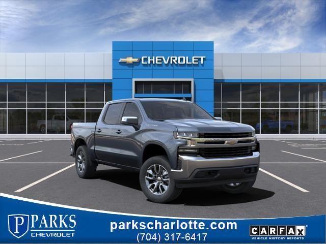 2021 Chevrolet Silverado 1500 LT