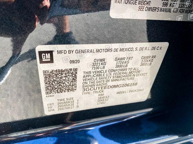 2021 Chevrolet Silverado 1500 RST Madison, NC 36