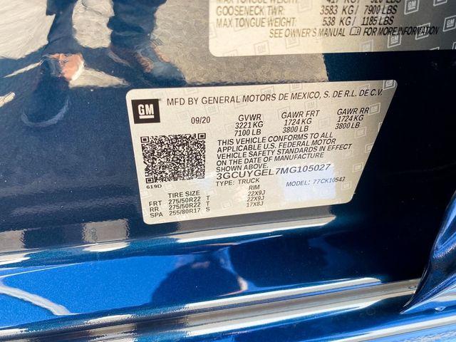 2021 Chevrolet Silverado 1500 LTZ Madison, NC 44