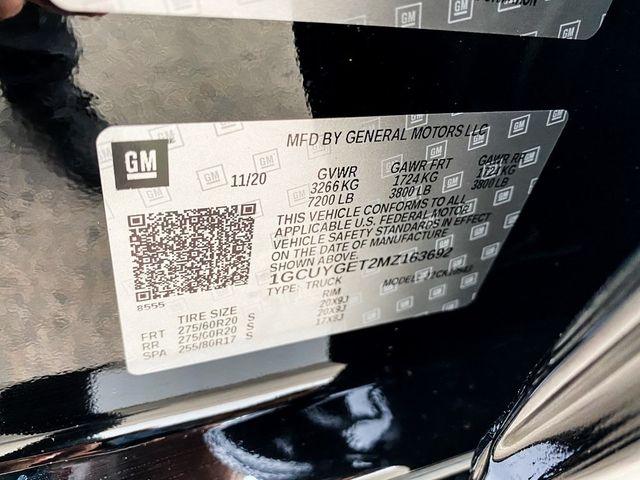 2021 Chevrolet Silverado 1500 LTZ Madison, NC 40