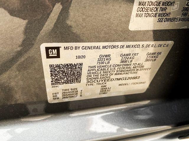 2021 Chevrolet Silverado 1500 RST Madison, NC 39