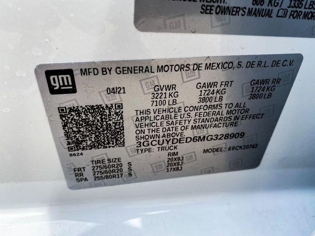 2021 Chevrolet Silverado 1500 LT Madison, NC 31
