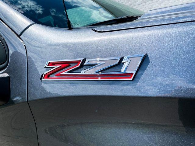 2021 Chevrolet Silverado 1500 Custom Trail Boss Madison, NC 9