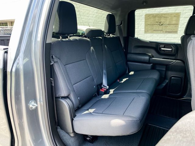 2021 Chevrolet Silverado 1500 Custom Trail Boss Madison, NC 12