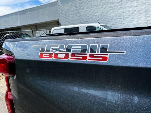 2021 Chevrolet Silverado 1500 Custom Trail Boss Madison, NC 15