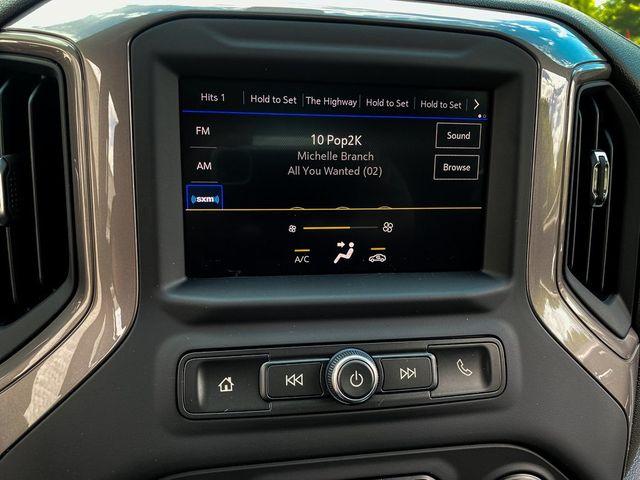 2021 Chevrolet Silverado 1500 Custom Trail Boss Madison, NC 25