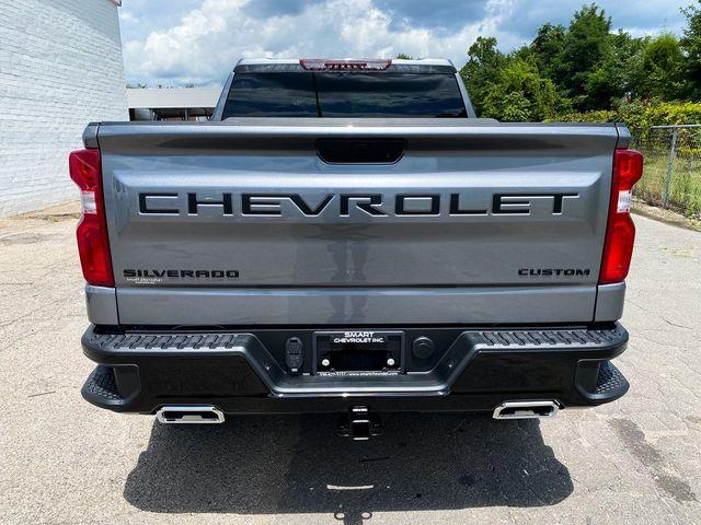 2021 Chevrolet Silverado 1500 Custom Trail Boss Madison, NC 2