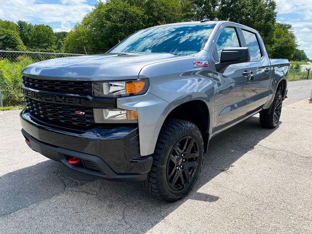 2021 Chevrolet Silverado 1500 Custom Trail Boss Madison, NC 5