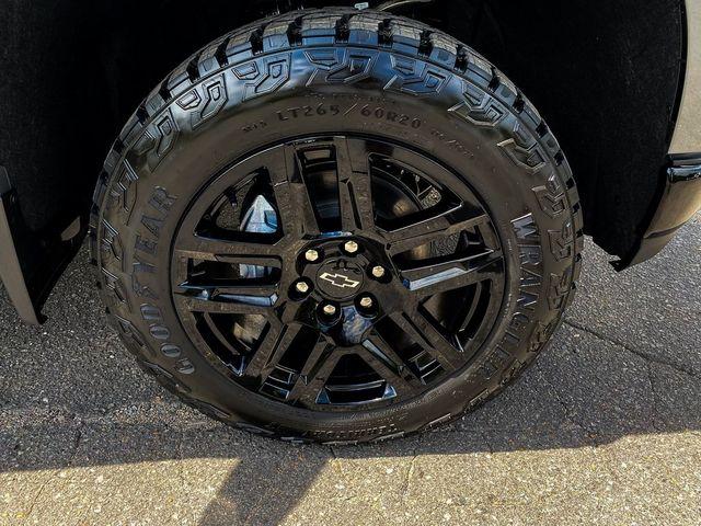 2021 Chevrolet Silverado 1500 Custom Trail Boss Madison, NC 8