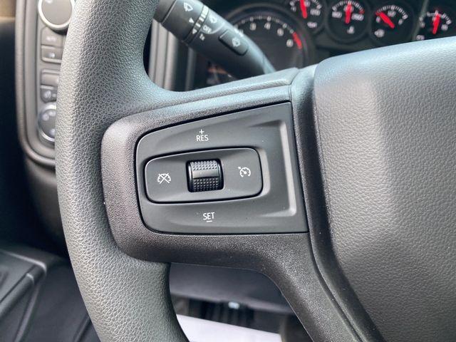 2021 Chevrolet Silverado 1500 Custom Trail Boss Madison, NC 34