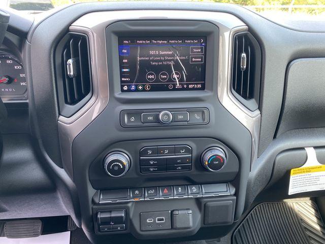2021 Chevrolet Silverado 1500 Custom Trail Boss Madison, NC 36