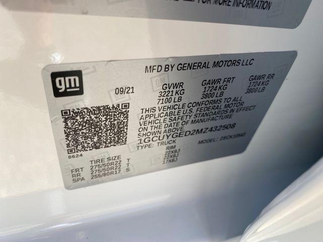 2021 Chevrolet Silverado 1500 LTZ Madison, NC 36