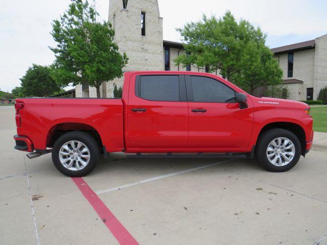 2021 Chevrolet Silverado 1500 Custom in McKinney, Texas 75070