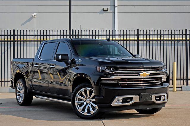 2021 Chevrolet Silverado 1500 High Country * 6.2 * 4x4 * TECH PKG * Power Boards